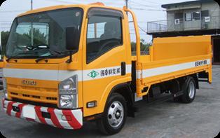 道路維持作業車 (機械器具運搬用)の写真